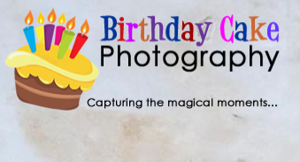 birthday cake photography